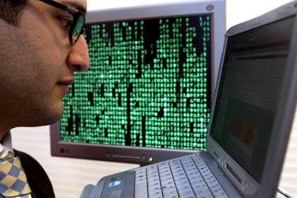 """Bildschirmschoner im """"Matrix""""-Look: Hübsch anzusehen aber unnütz"""
