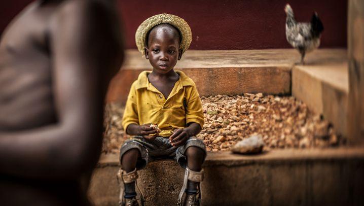 Unicef-Fotopreis: Kinder in Not