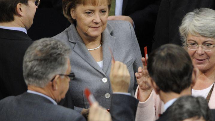 Kämpfer in der CDU: Freundinnen, Nörgler und Politopas