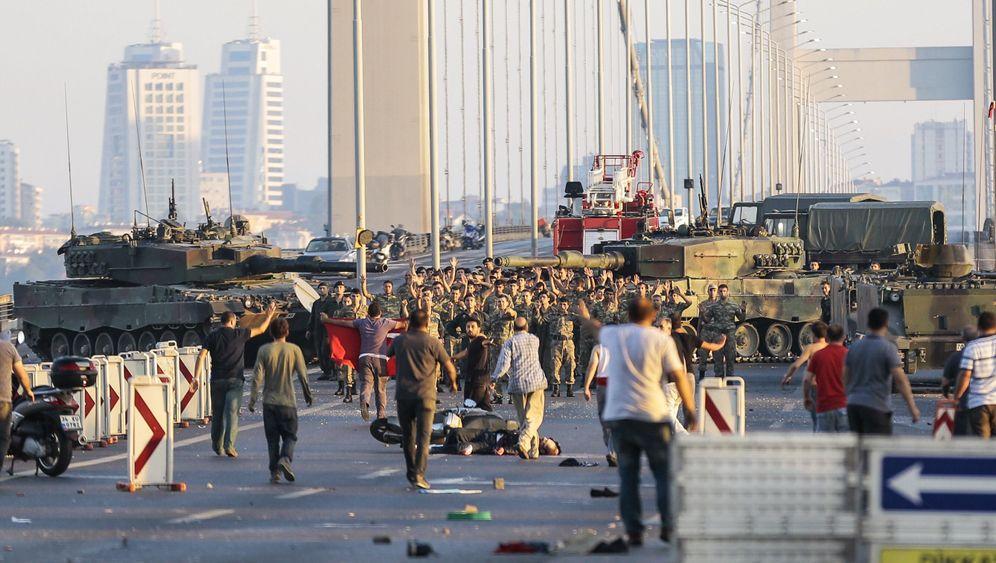 Türkei: Der Putschversuch in Bildern