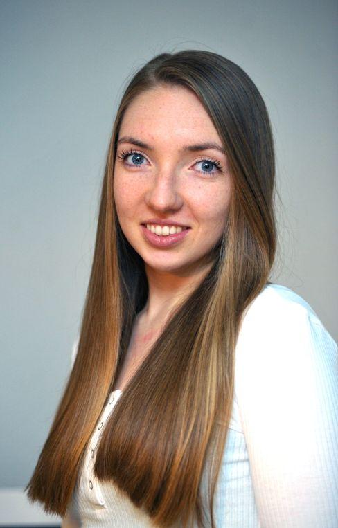 Studentin Anna Ventker