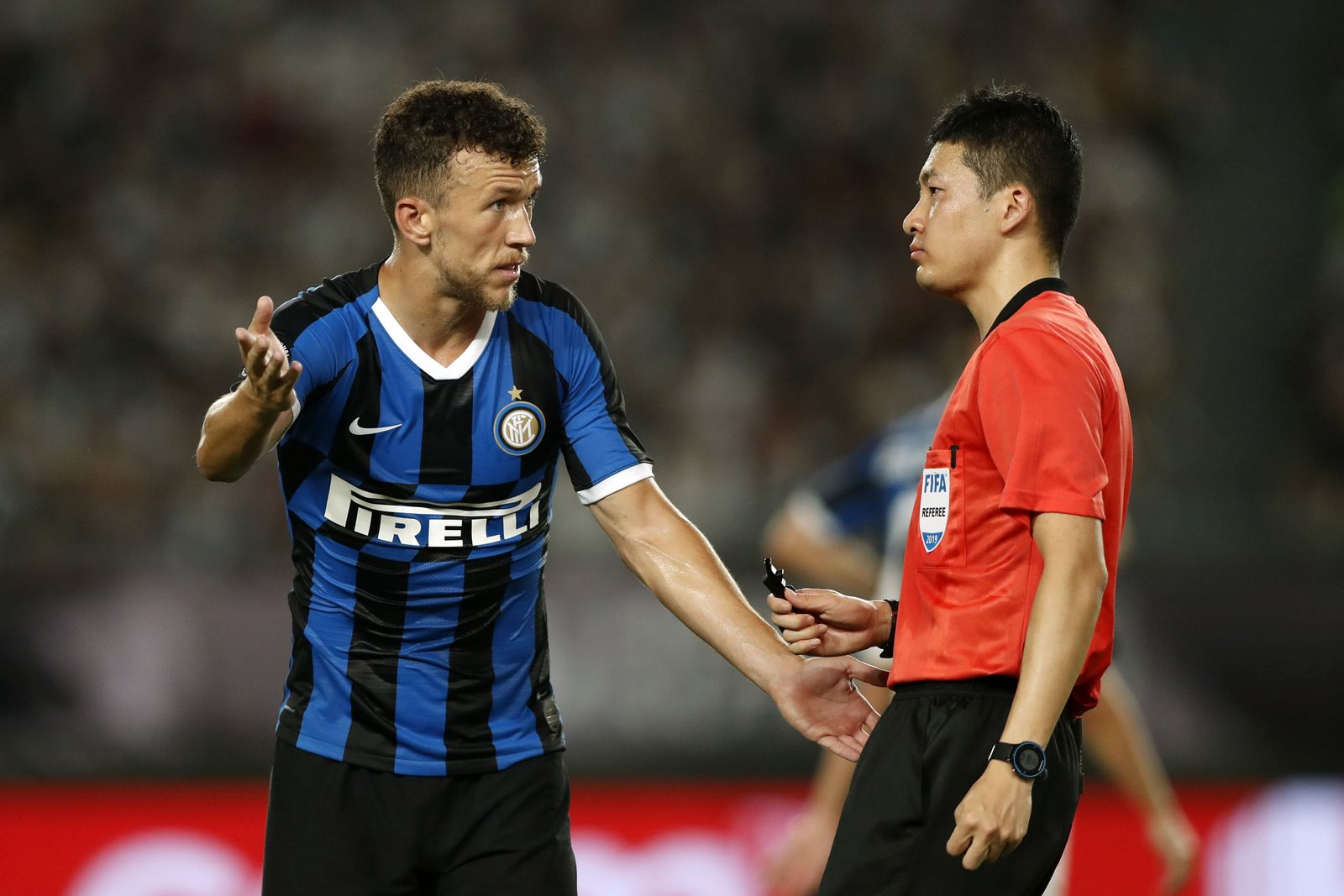 Ivan Perisic Inter Mailand