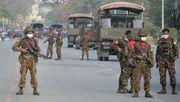 Uno befürchtet in Myanmar Bürgerkrieg wie in Syrien