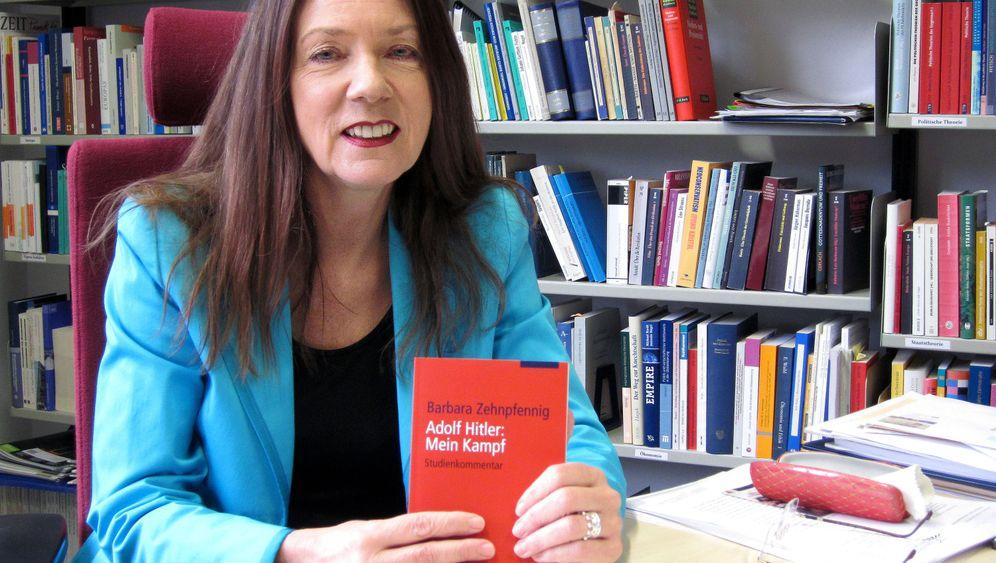 """Hitlers """"Mein Kampf"""": Lehrreich, aber nicht ansteckend"""
