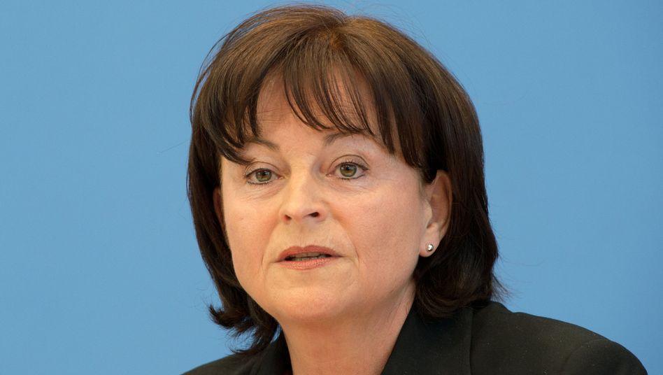 "Bundesdrogenbeauftragte Marlene Mortler (Archiv): ""Verharmlosende Argumentation"""