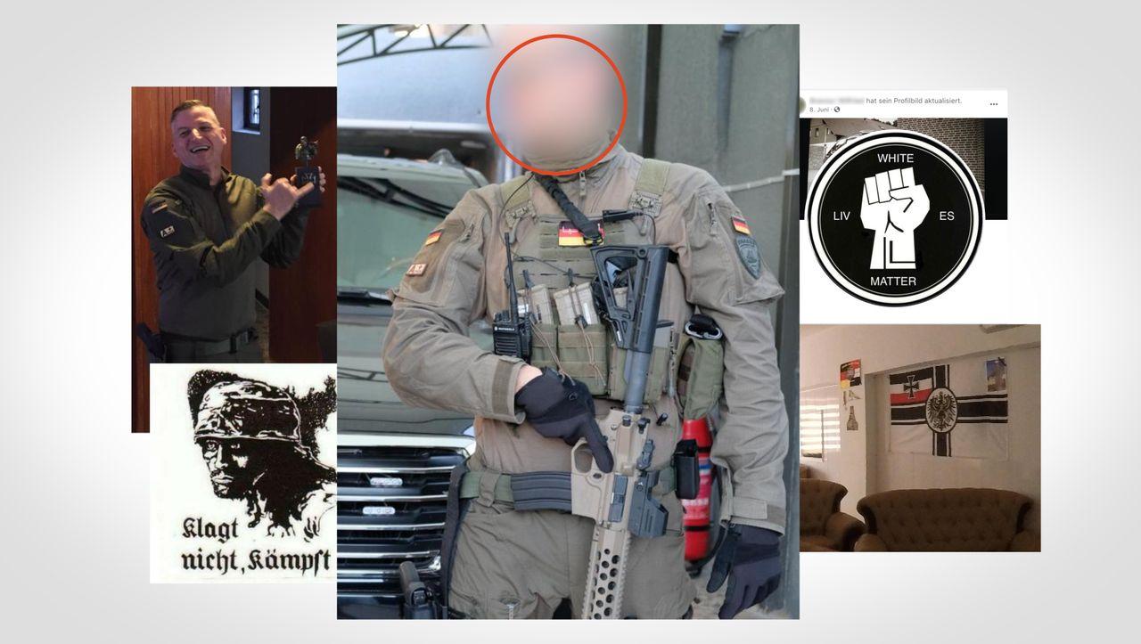 Sicherheitsfirma Asgaard: Wehrmachtsspruch im Hauptquartier - DER SPIEGEL -...