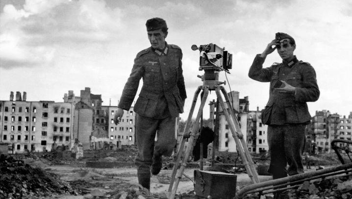 Bilderfund: Das Rätsel des Nazi-Fotoalbums
