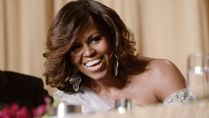 Michelle Obama: Lady Perfect