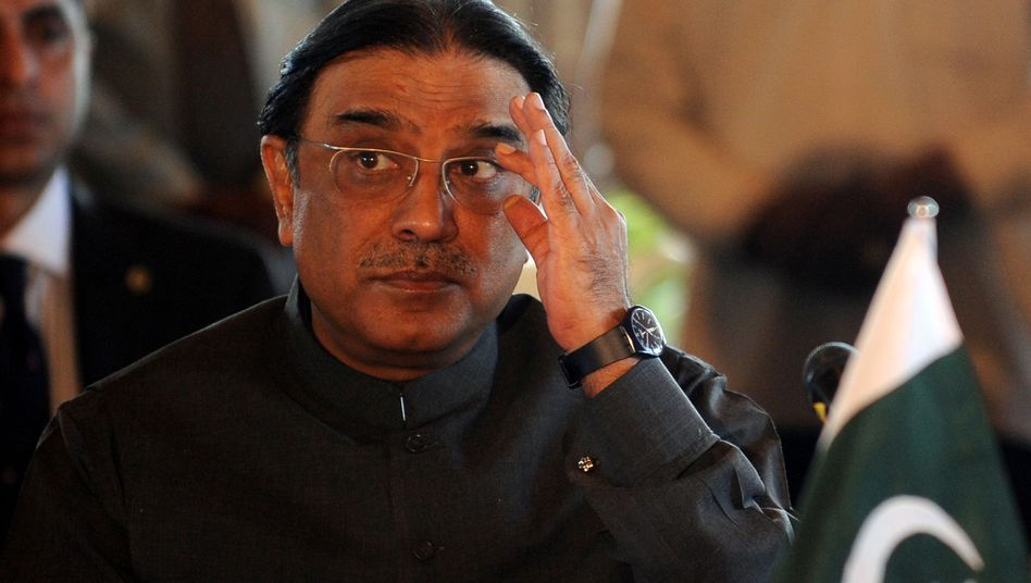 Pakistan President Asif Ali Zardari insists that his country is a valuable US ally in the fight against terror.