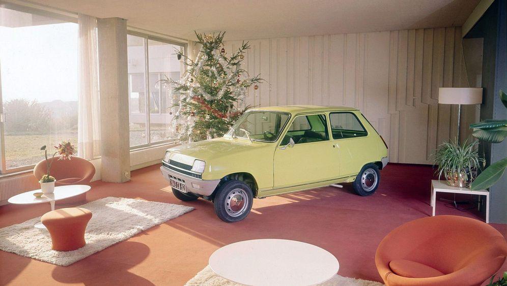 Günstige Oldtimer - Renault 5: Cinq You