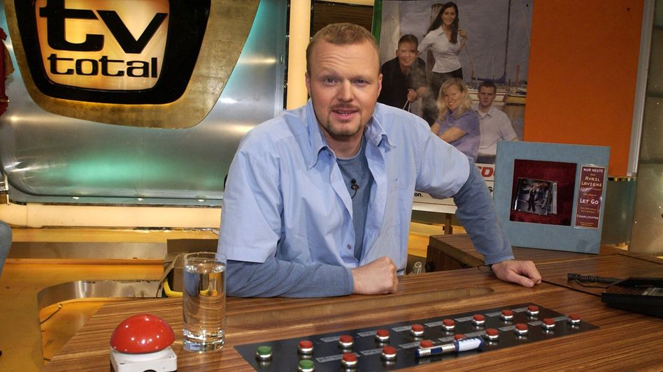 """TV total"": Brainpool produzierte alle Raab-Sendungen"