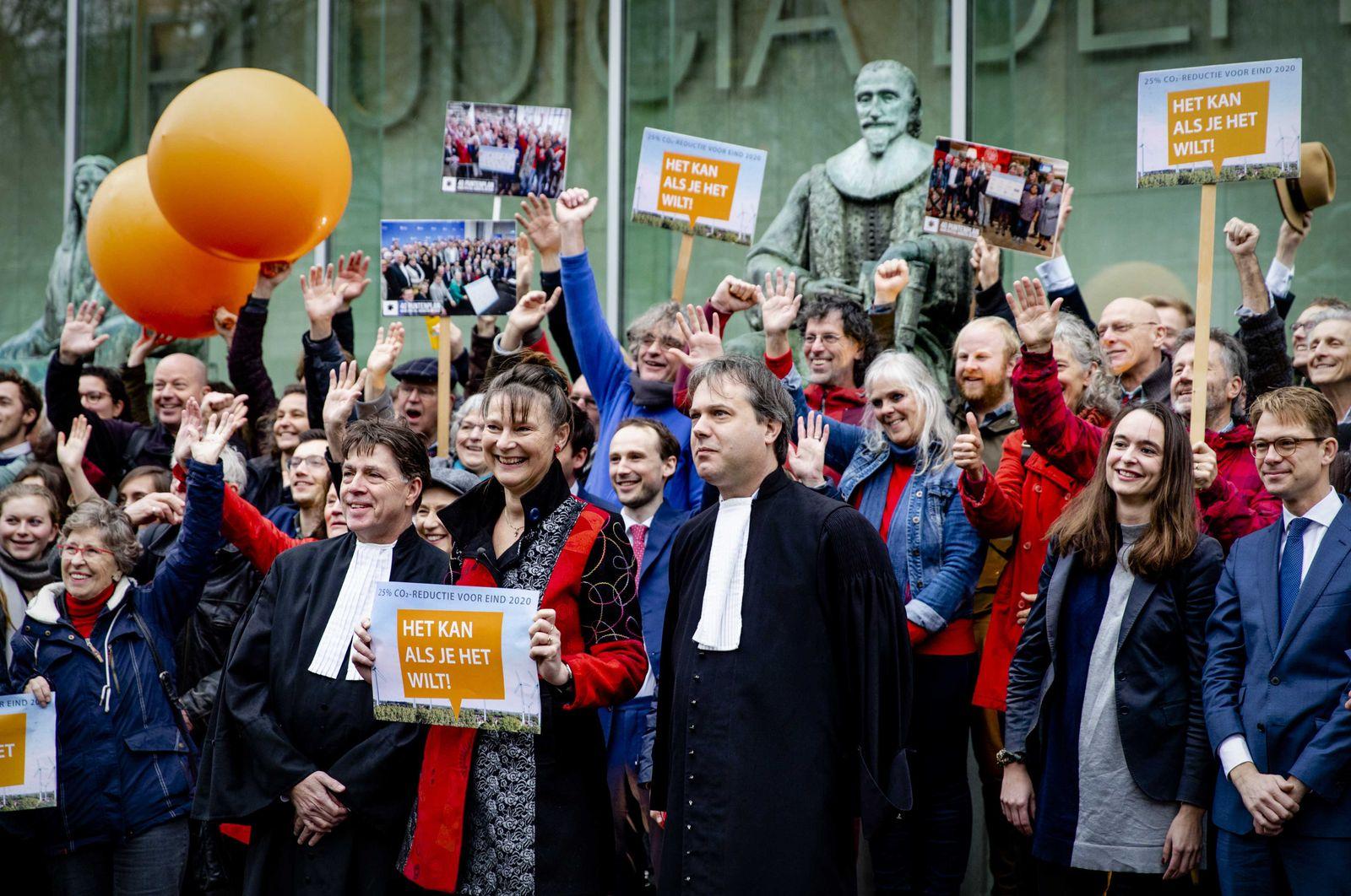 Klimaaktivisten Niederland