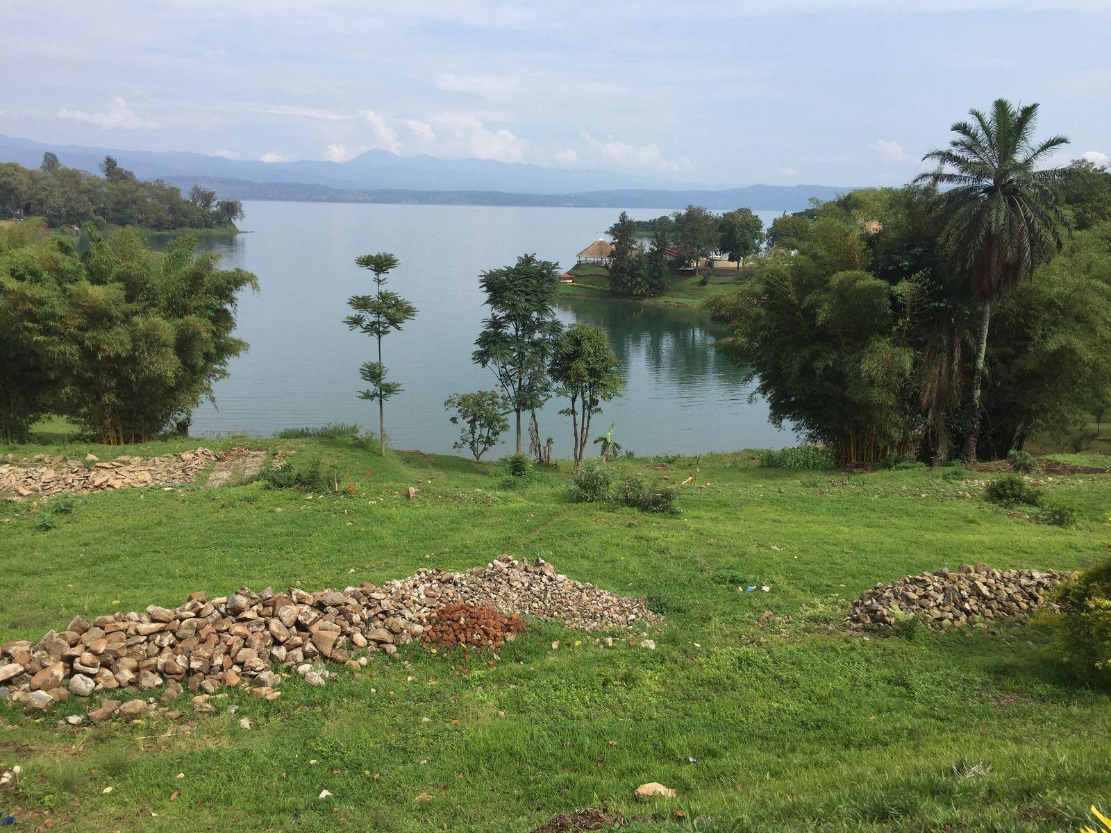 Kivusee in Ruanda