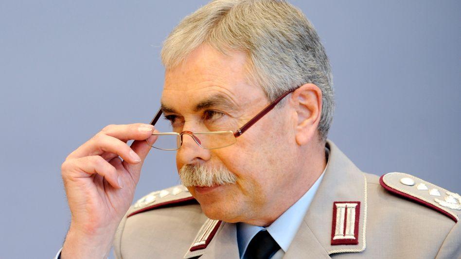 """Ulrich Kirsch, Vorsitzender des Bundeswehrverbands: """"Wut, Enttäuschung und Frustration"""""""