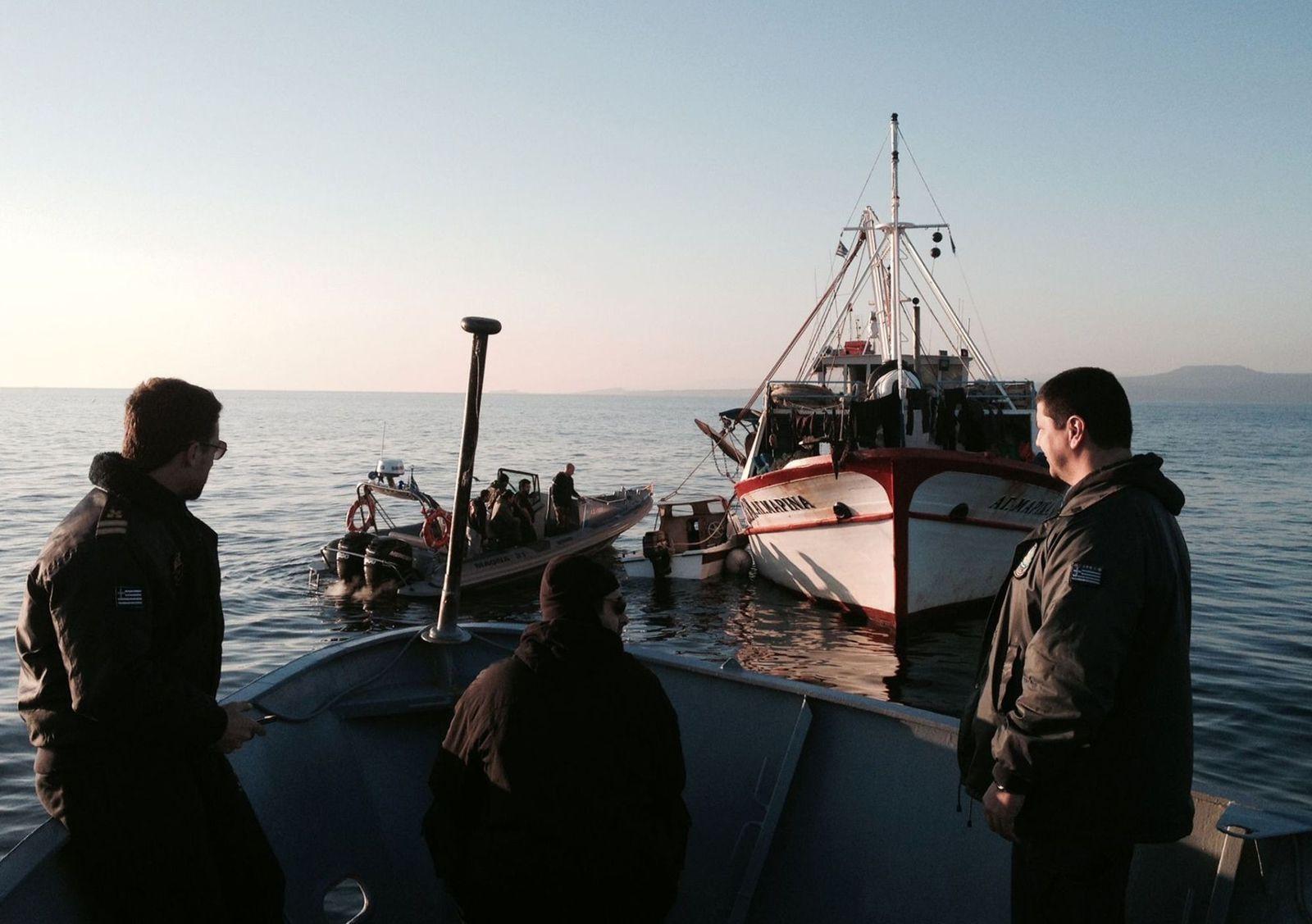 Greece Migrants Killed