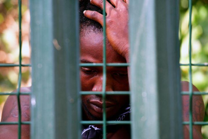 """Migrant in der spanischen Exklave Ceuta: """"Auf Jahre ausgelastet"""""""