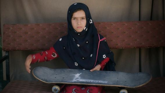 """Learning to Skateboard in a Warzone (If You're a Girl)"""