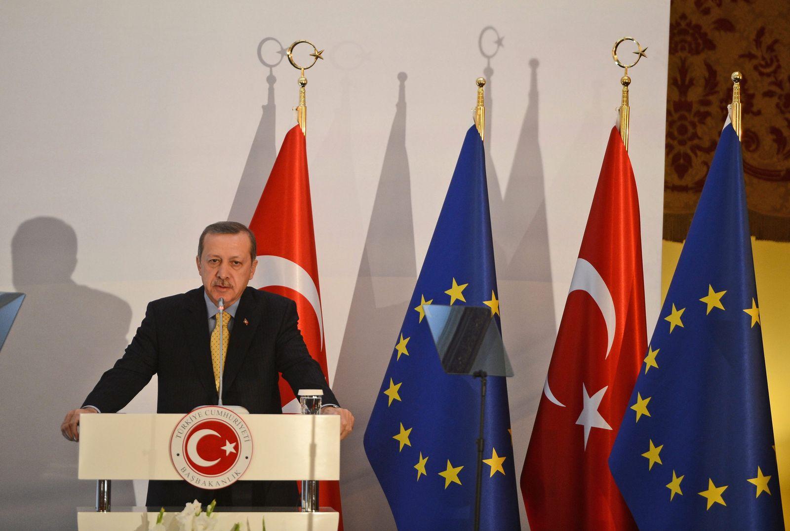 Erdogan/Türkei/EU
