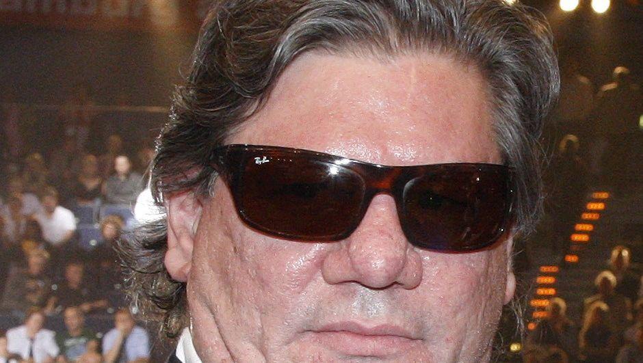 Schauspieler Claude-Oliver Rudolph