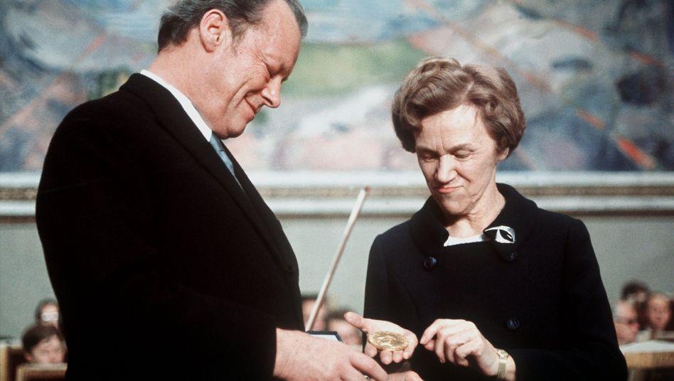 Friedensnobelpreis an Brandt (1971): Aha-Effekt bei der Auswahl