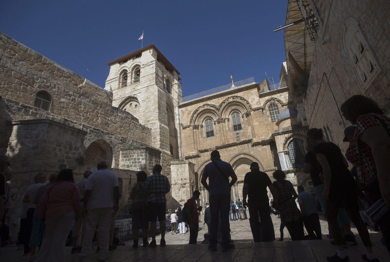 Jerusalem/ Grabeskirche