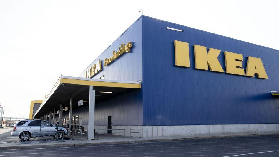 Ikea-Filiale in den USA