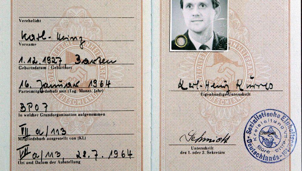 Ex-Stasi-Agent: Ohnesorg-Todesschütze Karl-Heinz Kurras gestorben