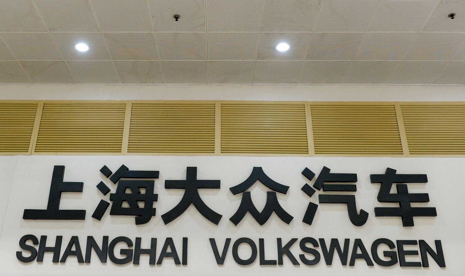 VW rechnet in China mit guten Geschäft