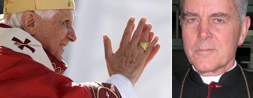 The scandal surrounding Bishop Richard Williamson's Holocaust denial refuses to go away.