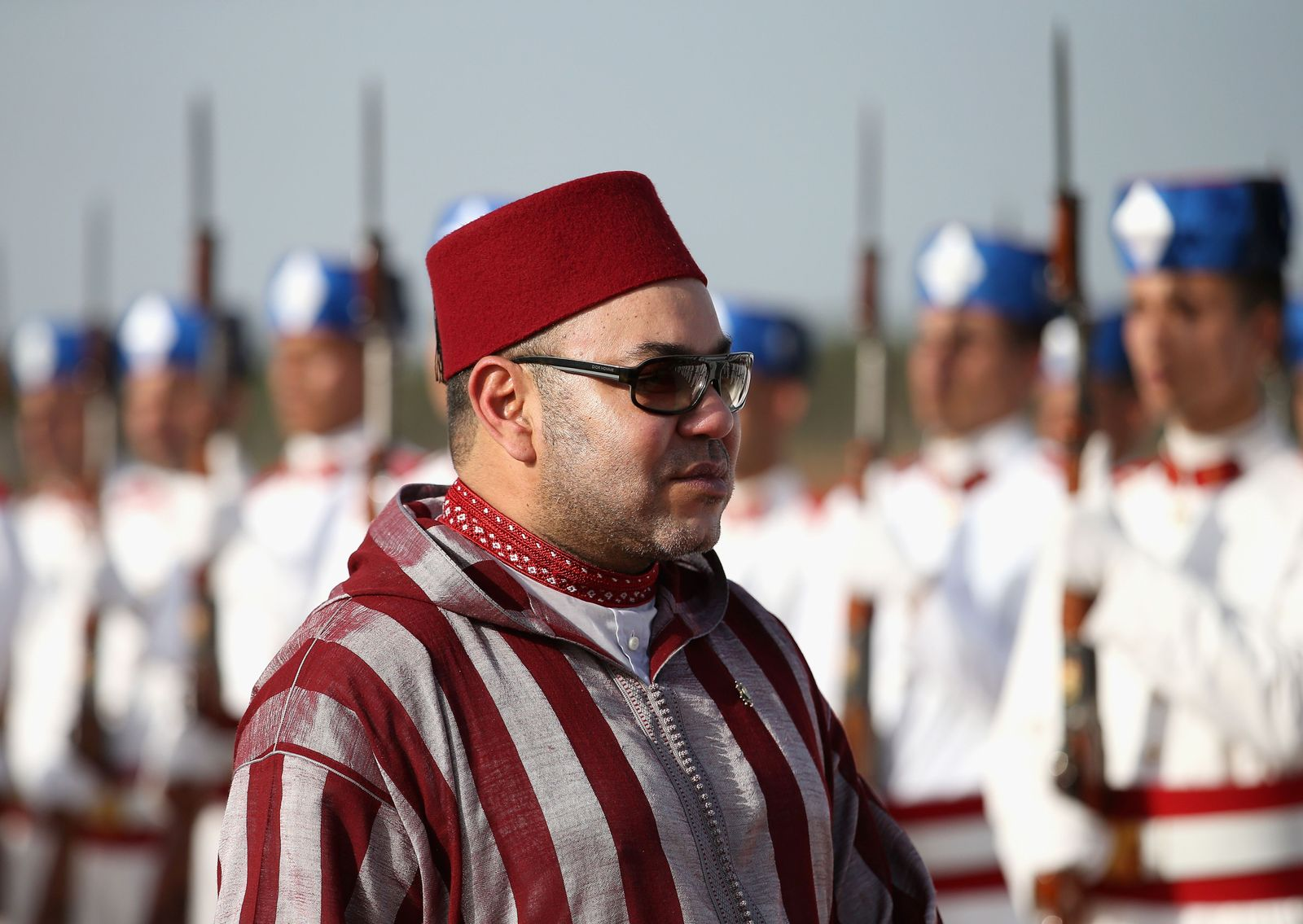 Marokko/ König Mohammed VI