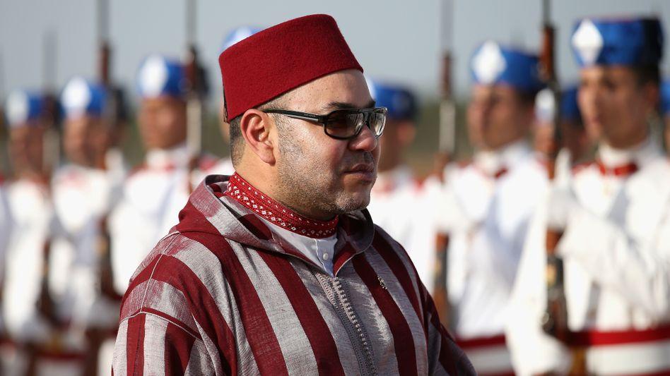 Marokkanischer König Mohammed VI.: Nicht mit Respekt behandelt