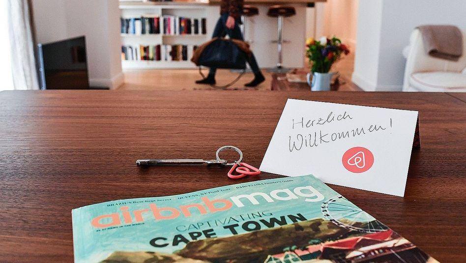 Airbnb-Wohnung:Berichte über ausufernde Partys, sexuelle Übergriffe, versteckte Kameras