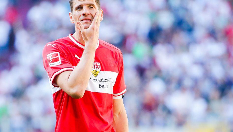 Ratlosigkeit bei Mario Gomez: Wie unterbietet man Nürnberg und 96?