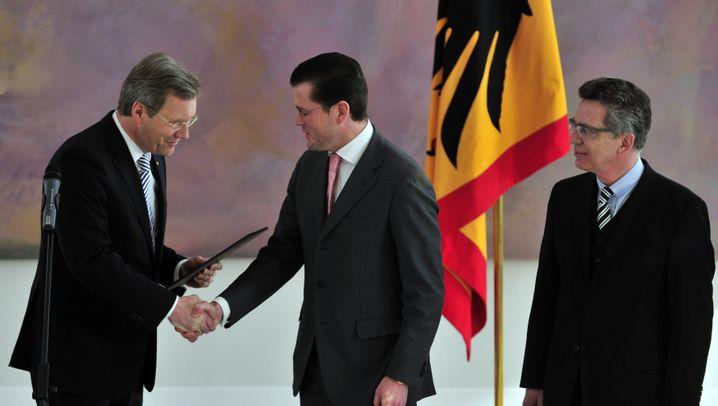 Nach Guttenbergs Rücktritt: Abschied und Neuanfang