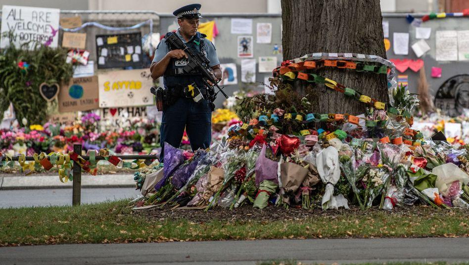 Trauer nach dem Anschlag von Christchurch (Archiv)