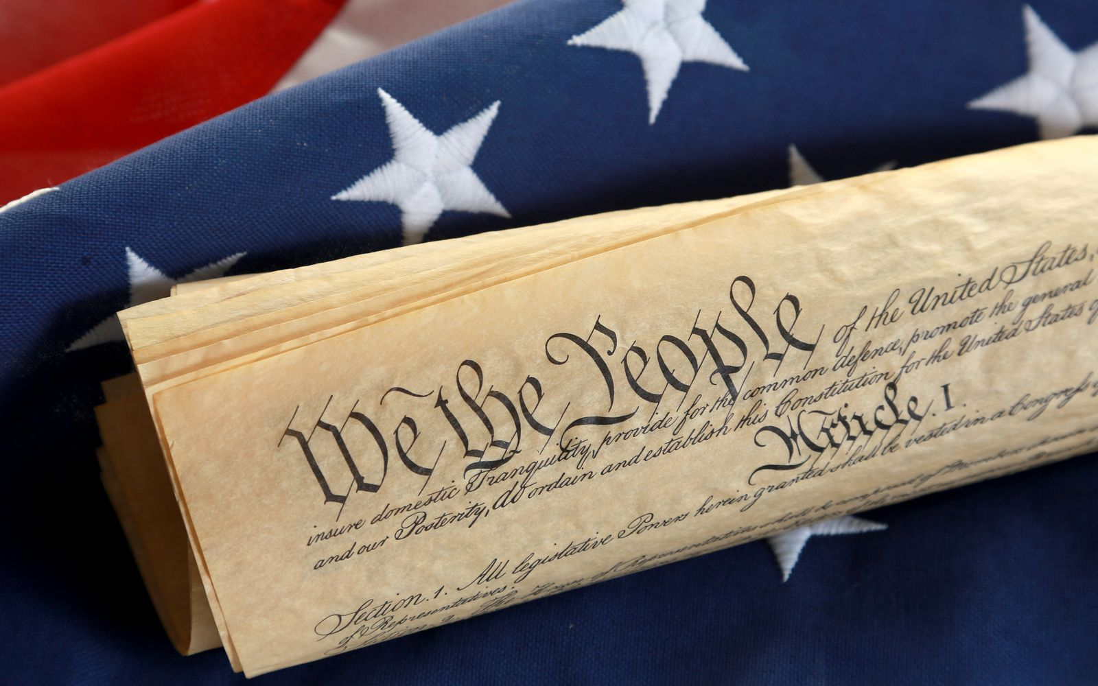 We the People - U.S. Constitution