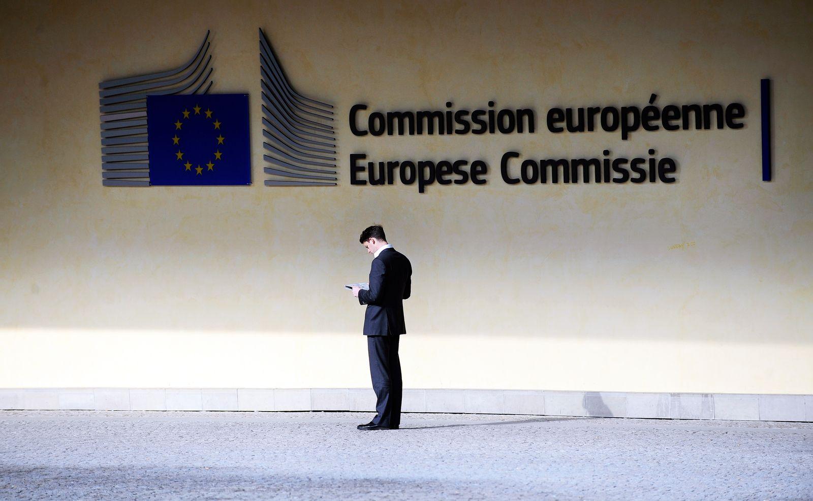 EU Kommission / Brüssel / Lobbyisten / Lobbyismus