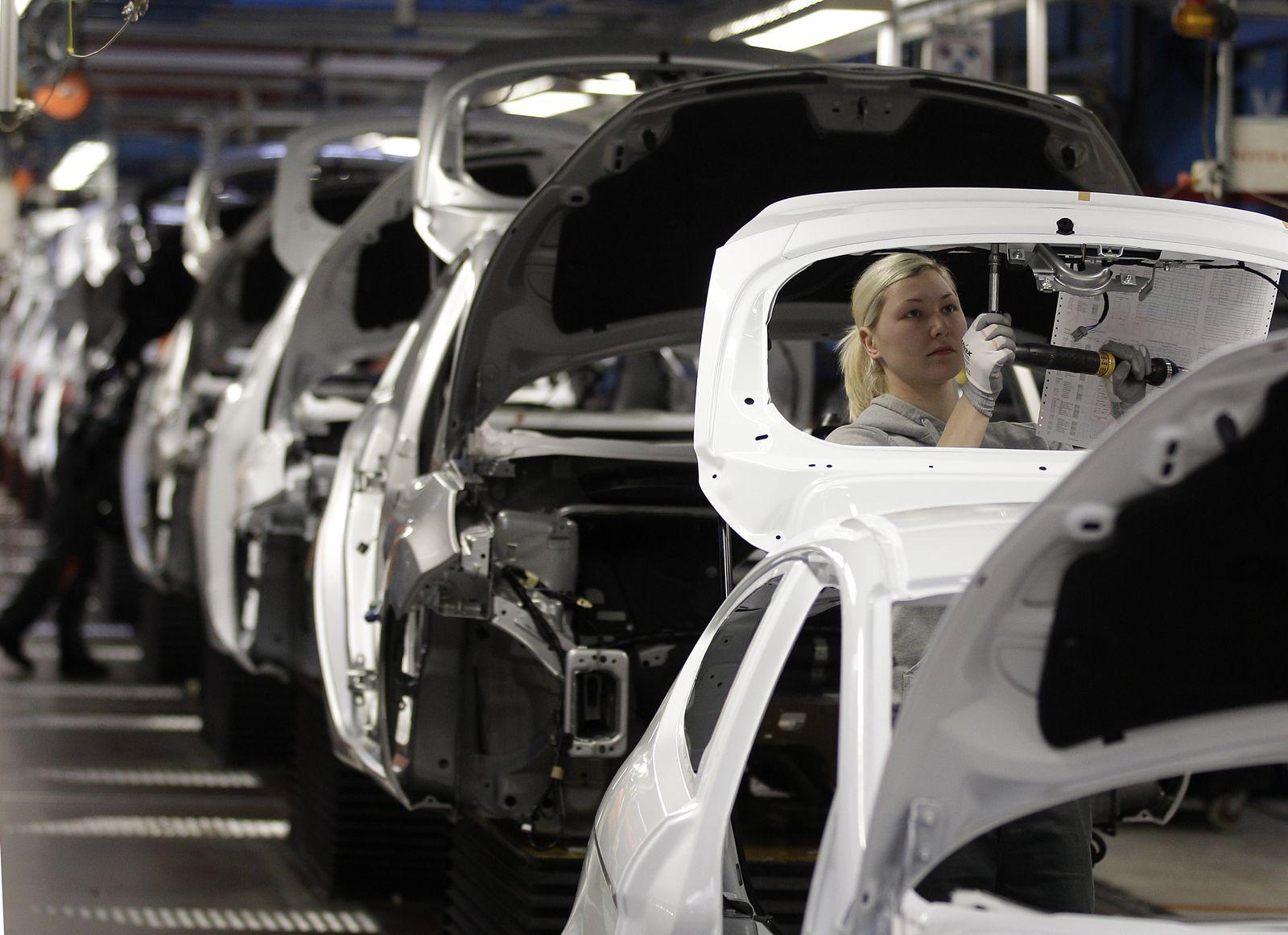 Germany Europe Economy Ford Werk Köln