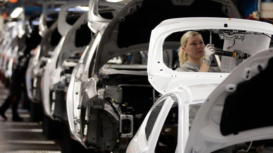 Ford-Produktion in Köln: Aufschwung erwartet