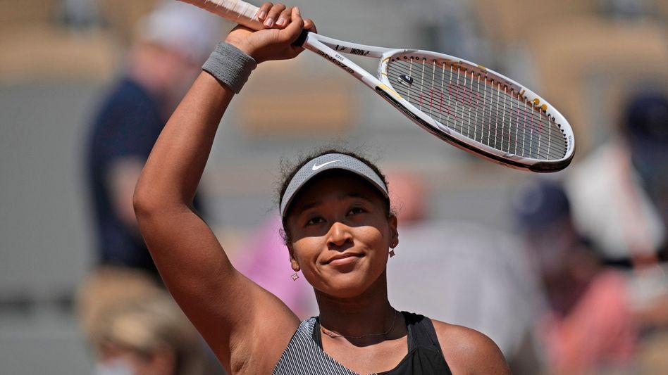 Beendet die French Open vorzeitig: Naomi Osaka