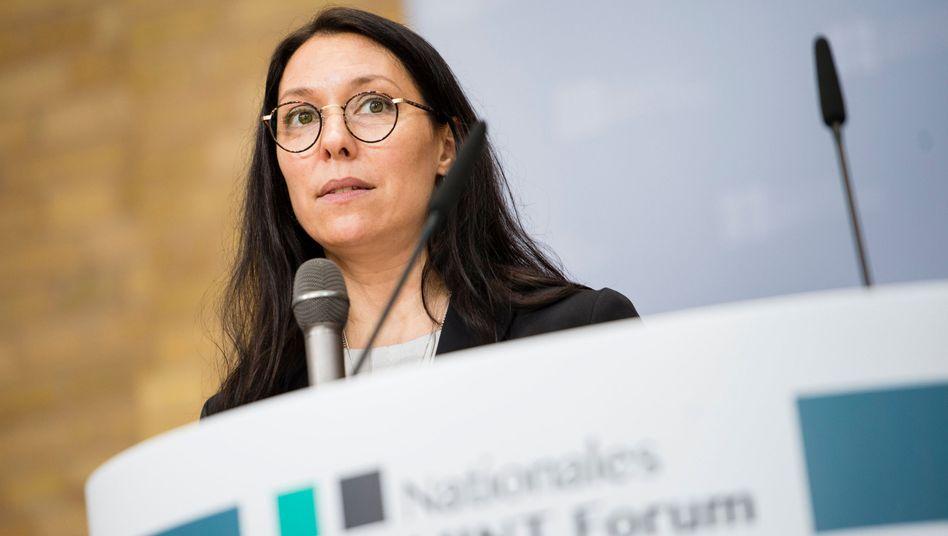 Siemens-Aufsichtsrätin Nathalie von Siemens