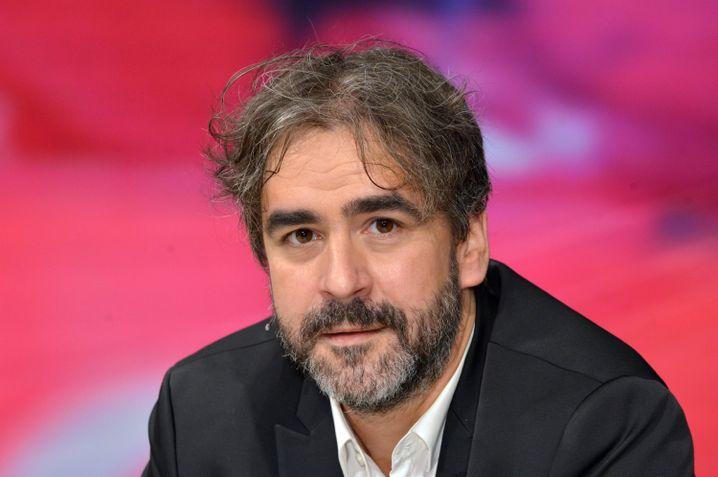 Journalist Yücel (2016 bei Maybrit Illner)