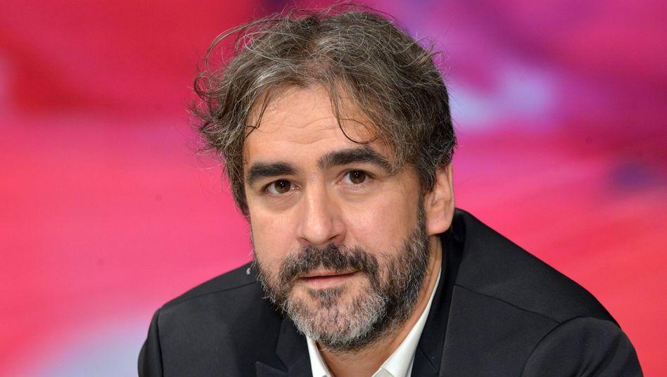 Journalist Deniz Yücel