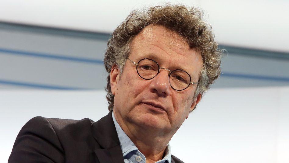 """Schriftsteller Ingo Schulze: Nominiert für """"Die rechtschaffenen Mörder"""""""