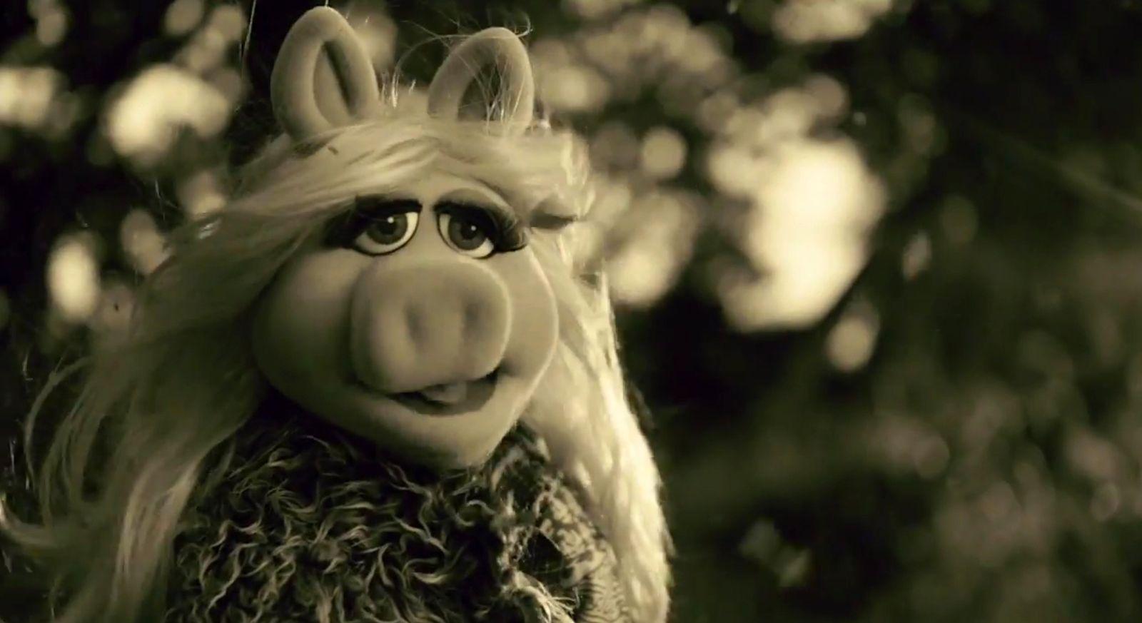 EINMALIGE VERWENDUNG Muppet Show/ Miss Piggy/ Adele SCREENSHOT