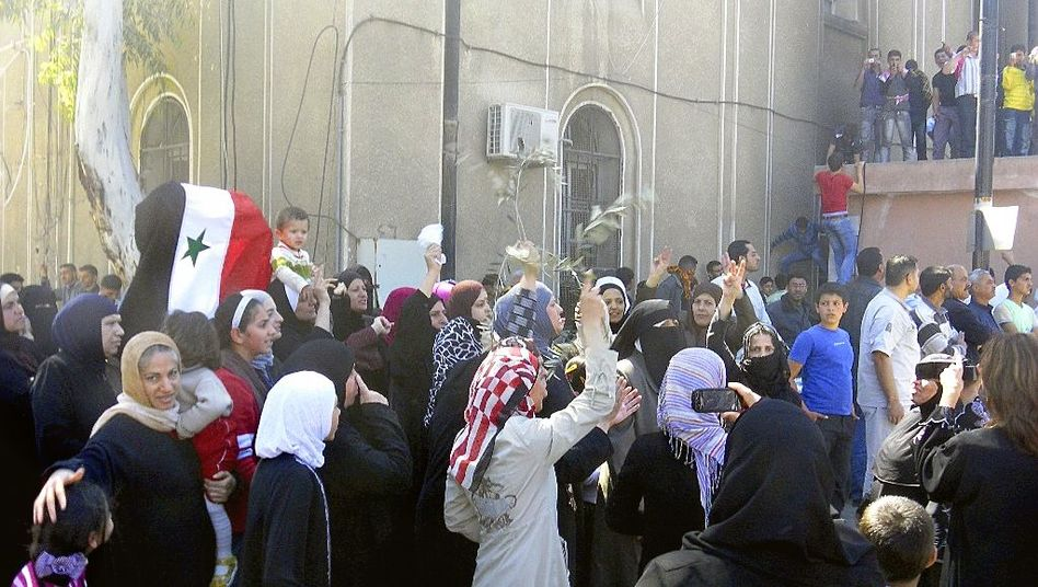 "Anti-Assad-Proteste in Daraa: ""Lieber Tod als Erniedrigung"""