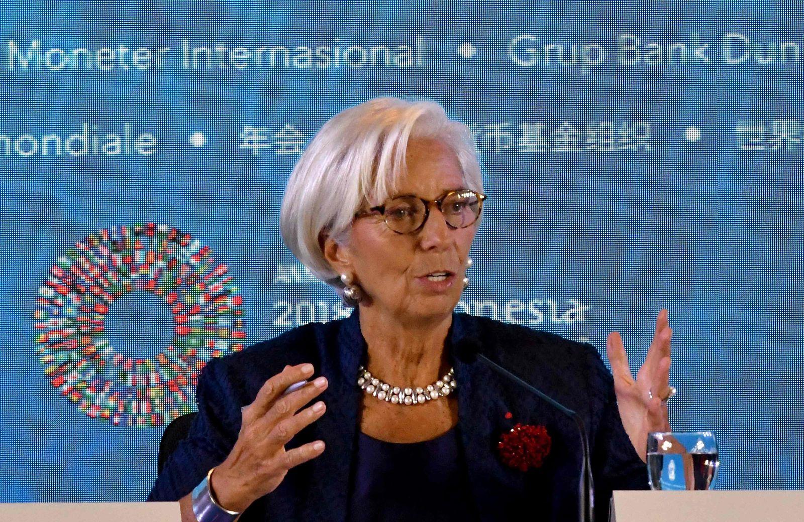 INDONESIA-IMF-WORLD BANK-DIPLOMACY