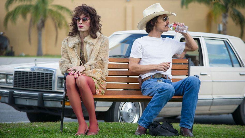 """Oscar-Favorit """"Dallas Buyers Club"""": Kriegt ein Supermacho die Schwulenseuche..."""
