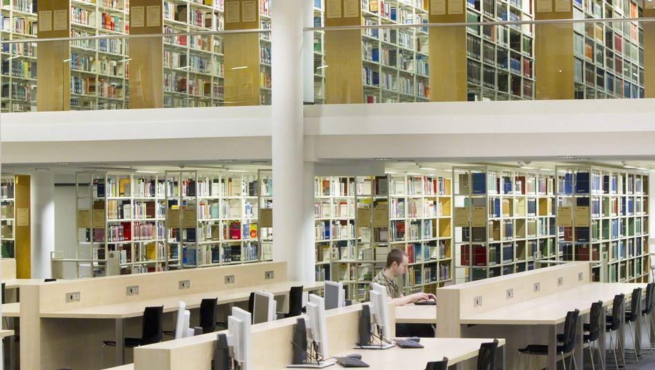 Bibliothek der TU Ilmenau: Fürs Publizieren bezahlen - oder fürs Lesen?