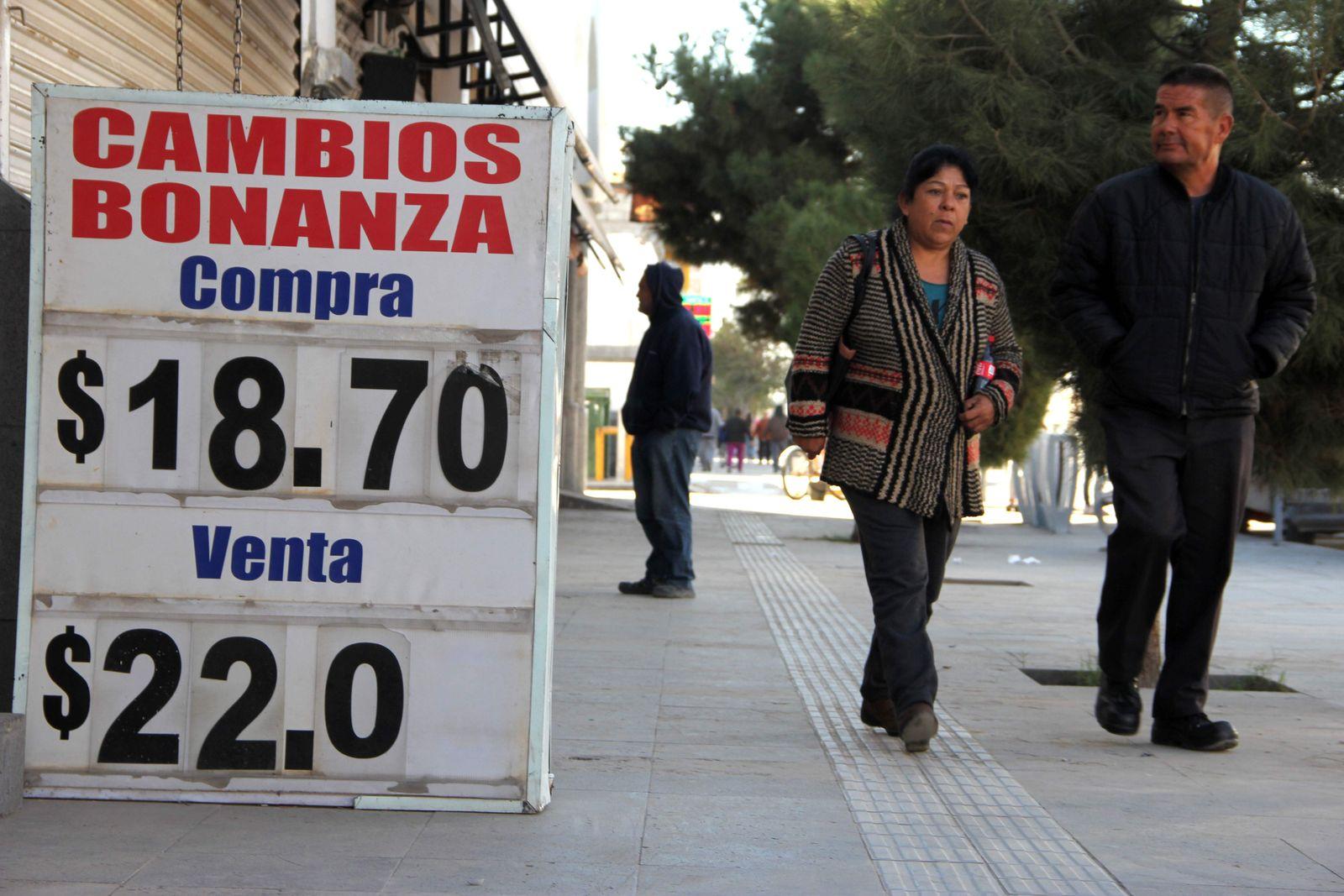 mexiko peso kurs